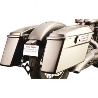 サイクルビジョン バグスター ハードサドルマウント ブラック 11-13 FXS/ 12-17 FLS 3501-1017