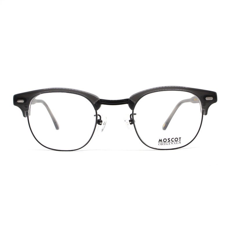 YUKEL / GRY/BLK <BR>MOSCOT