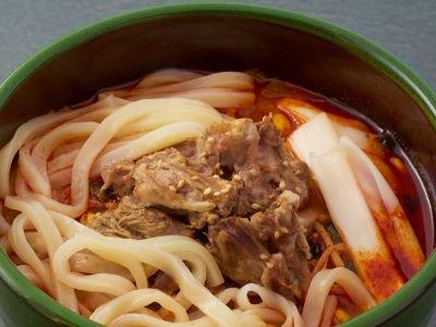 テグタンうどん(3食入り)(冷凍)