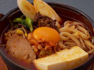 特製チゲ鍋セット(4人前)(冷凍)