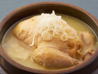 自家製 参鶏湯(サムゲタン)(冷凍)