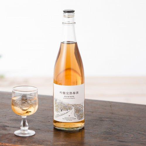 【2021年度新酒】吟醸完熟南高梅酒 720ml ギフトボックス付き