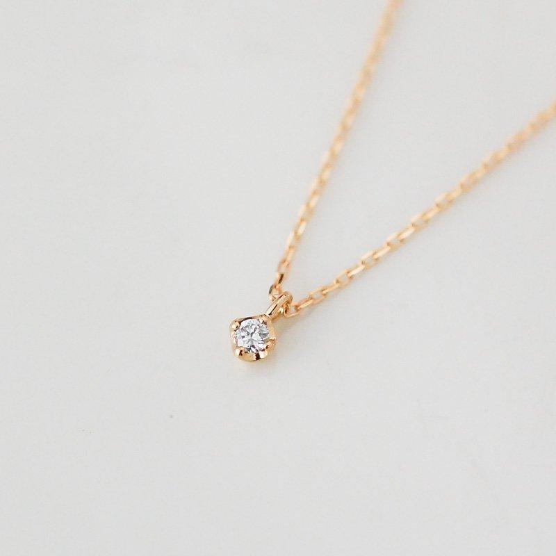 【M様ご予約商品】ルミエール ダイヤモンド K18 ペンダントトップ