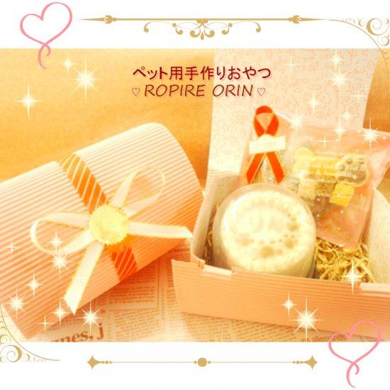 かわいいおやつ付き◆ Dreamギフトset ◆犬用ケーキペット用ケーキ猫用ケーキ犬用おやつ