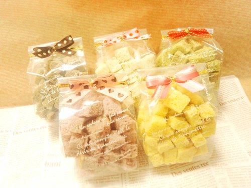 ◆ わんわんラスク ◆無添加,愛犬用クッキー,犬用おやつ,ペット用クッキー,ペット用おやつ