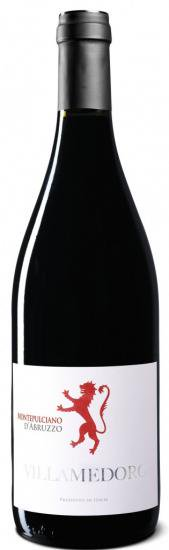 ヴィッラ・メドーロ モンテプルチアーノ ダブルッツォ 2014《トレヴィッキエリ獲得ワイン》 【赤/アブルッツォ州/お取り寄せ商…