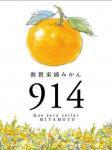敦賀東浦みかん914ビール【麦芽100%・敦賀東浦産みかん果汁使用】