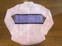 [DESIGUAL] cottonシャンブレーシャツ