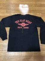 THCLシリーズ L/S TEE FH-FLYING WHEEL
