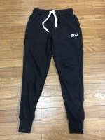 BASIC SWEAT PANTS TNS1706 BLACK