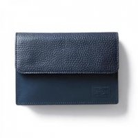 HEAD PORTER ORIGINAL PLAYING CARD CASE-LEATHER