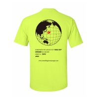 SWAG TEE 19 (NEON YELLOW)
