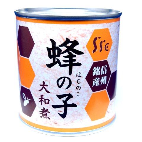 蜂の子 大和煮缶詰 200g