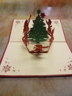 W11 Weihnachtspyramide