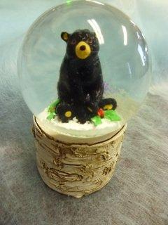 ウッドファミリースノードーム クマ