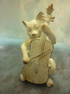 ネコ楽団 セロ