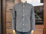 UES ウエス 500954 WORK SHIRT ワークシャツ HICKORY