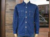 UES ウエス 500954 WORK SHIRT ワークシャツ WABASH