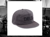 Deus Ex Machina デウス エクス マキナ DMF77931 『 RAIN CAMO CAP 』CAP キャップ WASHED BLACK