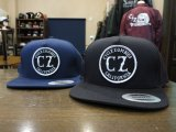 CYCLE ZOMBIES サイクルゾンビーズ  SBHT-002 『 CALIFORNIA  』SNAP BACK HAT キャップ  2color BLACK/NAVY