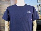 BLUCO ブルコ OL-803-018  SUPER HEAVY WEIGHT TEE' S 『 STD 』 Tシャツ 半袖 NAVY