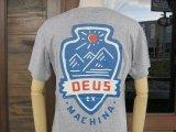 Deus Ex Machina デウス エクス マキナ DMP81107B 『 DOURS TEE 』T-SHIRT Tシャツ 半袖 GRAY