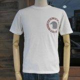UES ウエス 651833 『 DIRT RIDER 』 Tシャツ 半袖 OFF WHITE