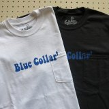 <img class='new_mark_img1' src='https://img.shop-pro.jp/img/new/icons12.gif' style='border:none;display:inline;margin:0px;padding:0px;width:auto;' />SAMS サムズ  『  BLUE COLLAR  』 S/S POCKET TEE ポケット Tシャツ  半袖 2color BLACK/WHITE バイカー SHOP SAMS