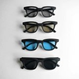 <img class='new_mark_img1' src='https://img.shop-pro.jp/img/new/icons50.gif' style='border:none;display:inline;margin:0px;padding:0px;width:auto;' />SAMS サムズ Cheap Sunglasses #4  チープ サングラス 4color BLK-L.BRN / BLK-BRN / BLK-BLE / BLK-SMK 眼鏡
