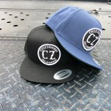 CYCLE ZOMBIES サイクルゾンビーズ   PTHT-001『  CALIFORNIA  』  SNAPBACK HAT キャップ 2color BLACK / NAVY 帽子 Cap