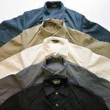 BLUCO ブルコ OL-151-020 COVERALL JACKET カバーオールジャケット 5color BLK / GRY / IVO / KHK / NVY ジャケット