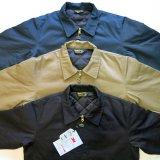BLUCO ブルコ OL-012-020 WORK JACKET ワークジャケット 3color BLACK / KHAKI / NAVY ジャケット