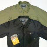 UNCROWD アンクラウド UC-411-020 A-2 DOWN JACKET ダウンジャケット color BLACK / OLIVE ザンター ZANTER