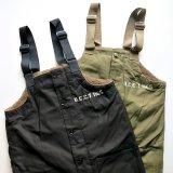 UNCROWD アンクラウド UC-115-020 WINTER DECK PANTS ウィンター デッキパンツ 2color BLACK / OLIVE ブルコ BLUCO