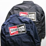 <img class='new_mark_img1' src='https://img.shop-pro.jp/img/new/icons11.gif' style='border:none;display:inline;margin:0px;padding:0px;width:auto;' />CYCLE ZOMBIES × COWDEN サイクルゾンビーズ  CWCJKT-005『 DEPENDABLE 』COACHES JACKET コーチジャケット BLACK / NAVY カウデン