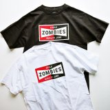 <img class='new_mark_img1' src='https://img.shop-pro.jp/img/new/icons11.gif' style='border:none;display:inline;margin:0px;padding:0px;width:auto;' />CYCLE ZOMBIES サイクルゾンビーズ MTSS-045 『  DEPENDABLE  』 S/S T-SHIRT Tシャツ 半袖  WHITE / BLACK