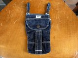 UES ウエス PP-3 スマートフォン用携帯ケース DENIM