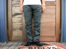 BLUCO ブルコ OL-063L WORK PANTS SLIM LIGHT GREEN