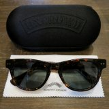 <img class='new_mark_img1' src='https://img.shop-pro.jp/img/new/icons54.gif' style='border:none;display:inline;margin:0px;padding:0px;width:auto;' />UNCROWD SUNNY UC-008 Rayban LARAMIEリメイクMODEL BROWN(TORT)×GREENレンズ