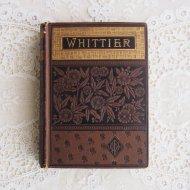 アンティーク アメリカ 洋書 WHITTIER / 古書 ブック
