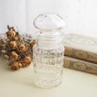 ガラスのメディソンボトル 薬瓶