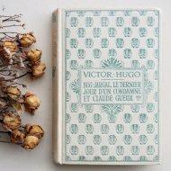 フランス ネルソン 洋書 VICTOR HUGO 古書 ブック