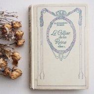 フランス ネルソン 洋書 Le Collier de la Reine TOME I 古書 ブック