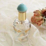 Liquid Petals  小さなパフュームボトル ガラス 香水瓶 / アンティーク・ヴィンテージ雑貨