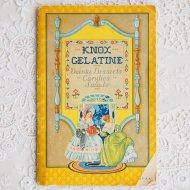 KNOX GELATINE  レシピ 洋書 古書 ブック / アンティーク・ヴィンテージ雑貨
