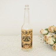 FLORIDA WATER MURRAY&LANMAN NEW YORK 古いガラスボトル / アンティーク・ヴィンテージ雑貨