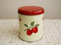 Decoware  レッドアップル 赤いりんごのティン缶