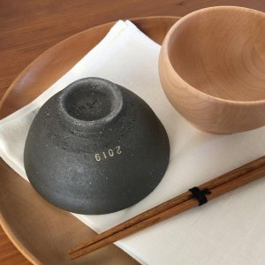 craft ishikawaこども茶碗(2019年号入)