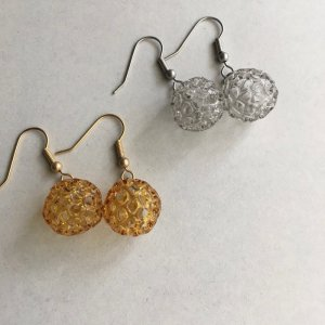 【Yano Yoko】Ball Earrings