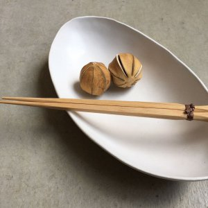 craft ishikawa 楕円鉢(大)